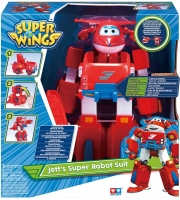 Wholesalers of Super Wings Super Robot Suit toys image