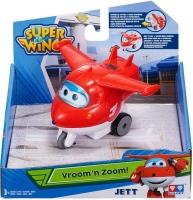 Wholesalers of Super Wings Vroom N Zoom - Jett toys image
