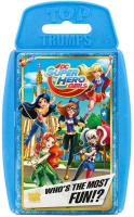 Wholesalers of Top Trumps - Superhero Girls toys image
