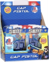 Wholesalers of Swat Mission 8 Shot Cap Pistol toys image