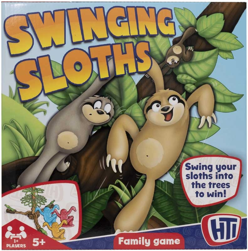 Wholesalers of Swinging Sloths Game toys