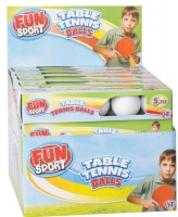 Wholesalers of Table Tennis Balls 5pk toys image