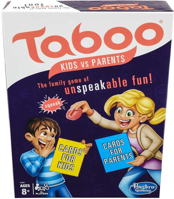 Wholesalers of Taboo Family toys