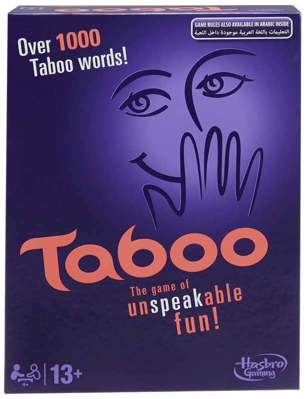 Wholesalers of Taboo toys