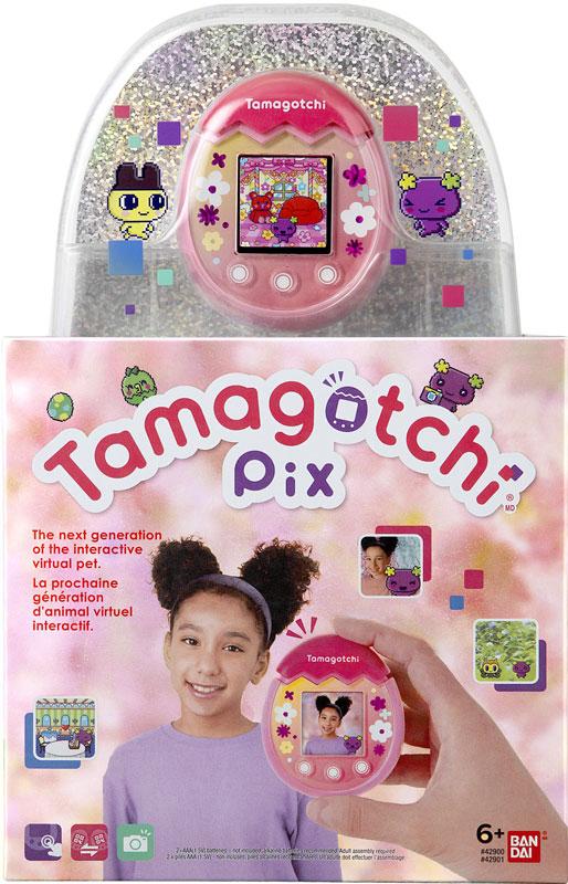 Wholesalers of Tamagotchi Pix Pink toys