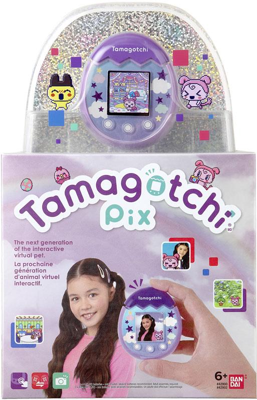 Wholesalers of Tamagotchi Pix Purple toys