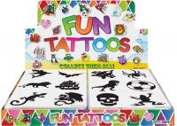 Wholesalers of Tattoos Mini 4cm Boys 6 Pcs toys image 2