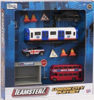 Wholesalers of Teamsterz 3 Inch Die-cast City toys image