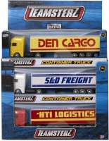 Wholesalers of Teamsterz 3 Inch Die-cast Container Truck Asst toys image