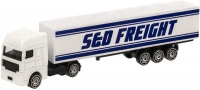 Wholesalers of Teamsterz 3 Inch Die-cast Container Truck Asst toys image 3