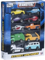 Wholesalers of Teamsterz 3 Inch Street Machines 10 Pk toys image 2