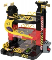 Wholesalers of Teamsterz 3 Level Tower Garage 5 Cars toys image 2