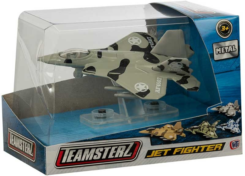 Wholesalers of Teamsterz 4 Inch Fighter Jet toys