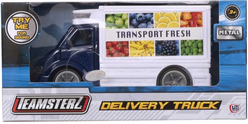 Wholesalers of Teamsterz 5 Inch Die-cast Delivery Truck toys