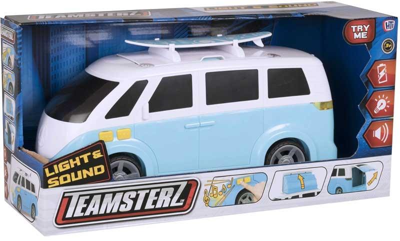 Wholesalers of Teamsterz Camper Van toys