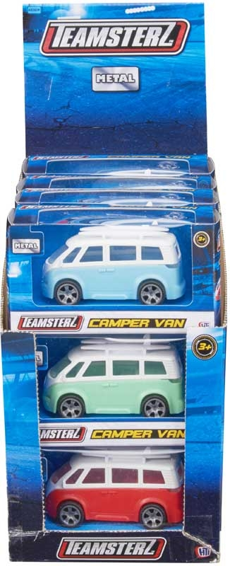 Wholesalers of Teamsterz Campervan toys
