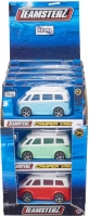Wholesalers of Teamsterz Campervan toys Tmb
