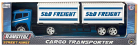 Wholesalers of Teamsterz Cargo Transporter toys image