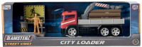 Wholesalers of Teamsterz City Loader toys image