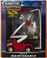 Wholesalers of Teamsterz City Maintenance toys image
