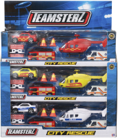 Wholesalers of Teamsterz City Rescue toys image
