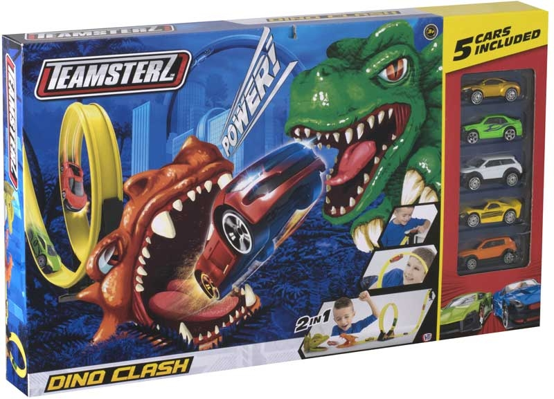 Wholesalers of Teamsterz Dino Clash toys