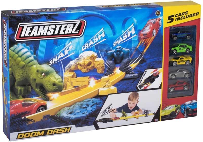 Wholesalers of Teamsterz Doom Dash toys