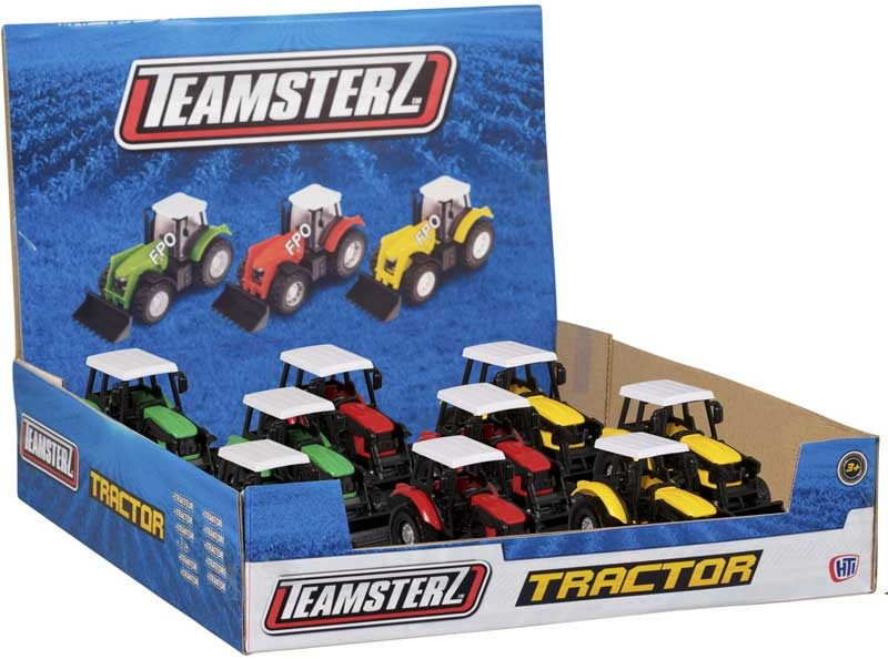 Wholesalers of Teamsterz Farm Tractor toys