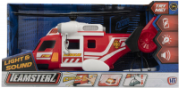 Wholesalers of Teamsterz Fire Rescue Helicopter toys image