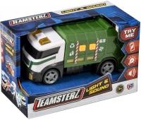 Wholesalers of Teamsterz Garbage Truck toys image