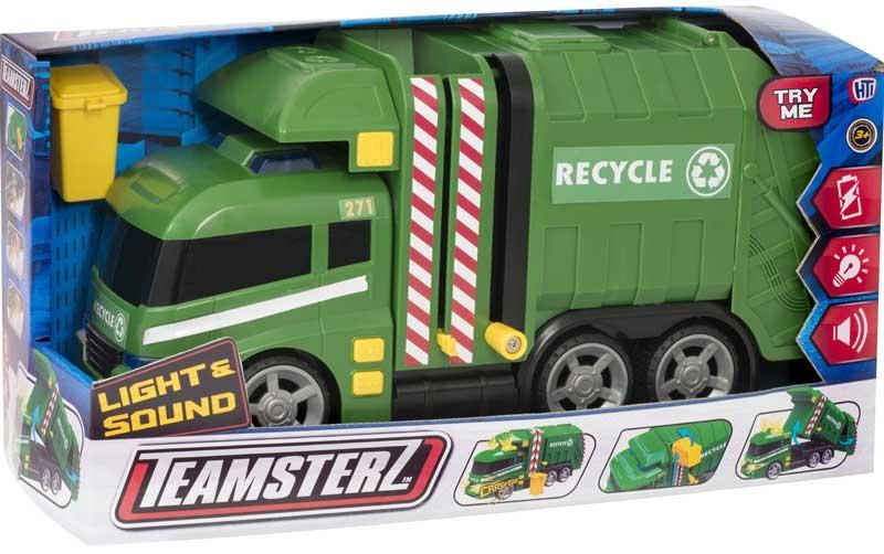 Wholesalers of Teamsterz Garbage Truck toys