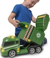Wholesalers of Teamsterz Garbage Truck toys image 4