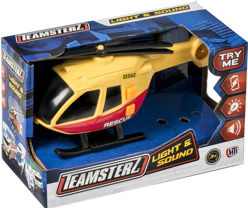 Wholesalers of Teamsterz Helicopter toys