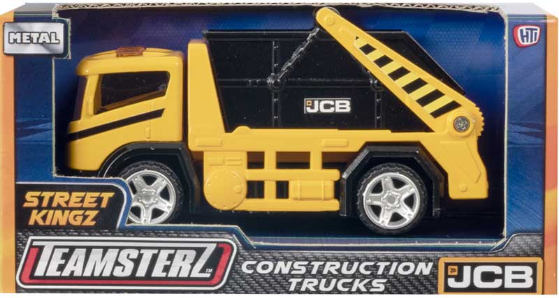 Wholesalers of Teamsterz Jcb Construction Trucks toys