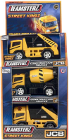Wholesalers of Teamsterz Jcb Construction Trucks toys image 2