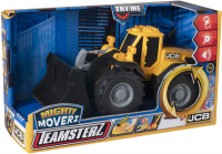 Wholesalers of Teamsterz Jcb Mighty Mover Wheel Load toys image