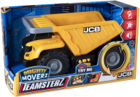 Wholesalers of Teamsterz Jcb Mighty Moverz Dumptruck toys image