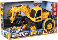 Wholesalers of Teamsterz Jcb Mighty Moverz Excavator toys image