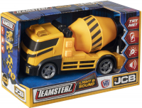 Wholesalers of Teamsterz Jcb Small Cement Mixer toys image
