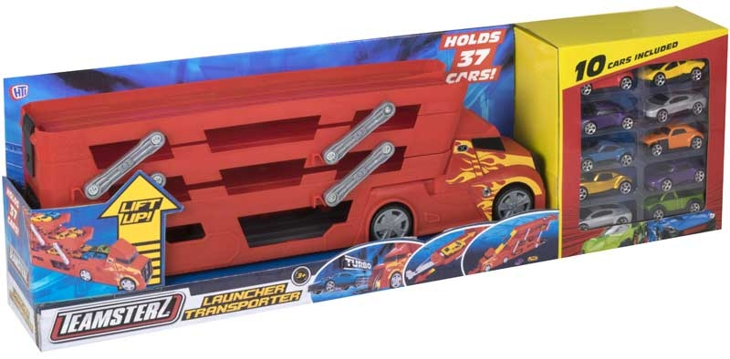 Wholesalers of Teamsterz Launcher Transporter toys