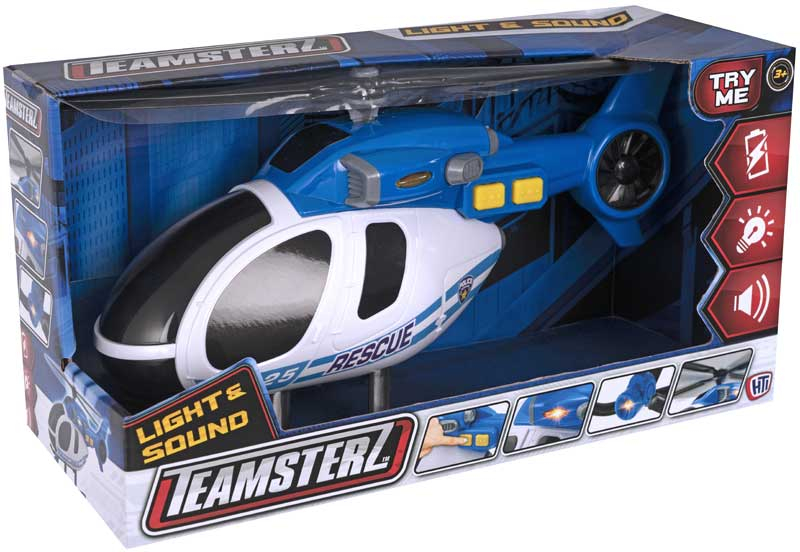 Wholesalers of Teamsterz Medium Helicopter toys