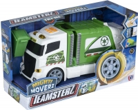 Wholesalers of Teamsterz Mighty Moverz Garbage Truck toys image