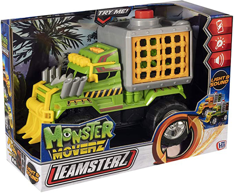 Wholesalers of Teamsterz Monster Movers Dino Escape toys