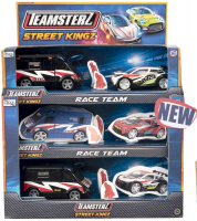 Wholesalers of Teamsterz Race Team Asst toys image