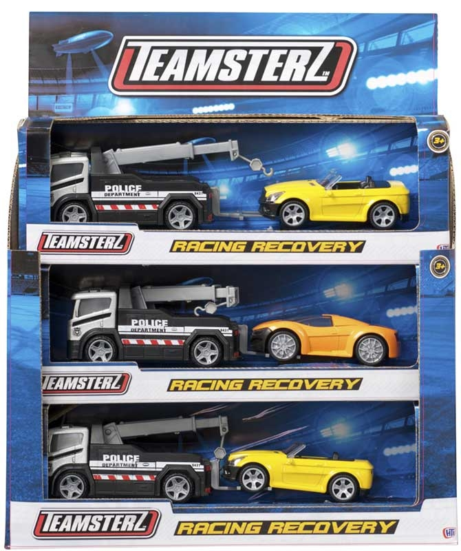 Wholesalers of Teamsterz Racing Recovery toys