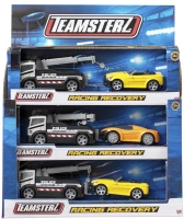 Wholesalers of Teamsterz Racing Recovery toys image