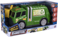 Wholesalers of Teamsterz Recycling Truck toys image