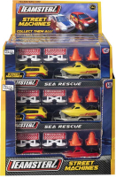 Wholesalers of Teamsterz Sea Rescue Asst toys image