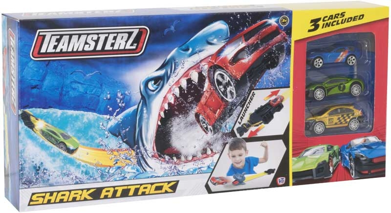 Wholesalers of Teamsterz Shark Attack toys
