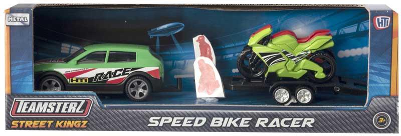 Wholesalers of Teamsterz Speed Bike Racers toys